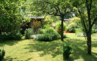 Семейные садовые участки