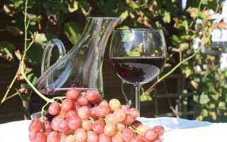 Как сделать вино из винограда. Делаем домашнее вино шаг за шагом