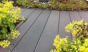 Террасные доски — инновация в гармонии с природой (ФОТО)