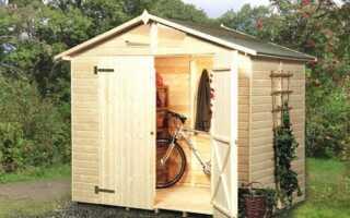 Садовые домики — практично и удобно