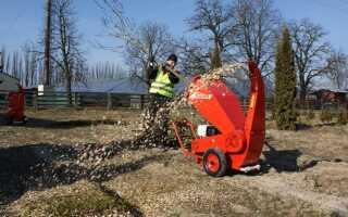 Дробилка для дерева