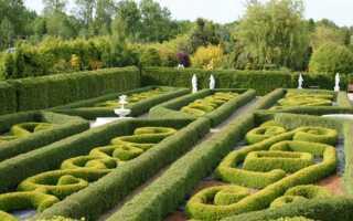 Стиль сада — английский или французский?