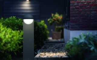 Guide: энергосберегающее садовое освещение — светодиодные лампы