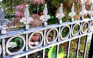Домашнее ограждение: для безопасности и красоты