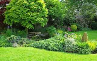 Как украсить сад в английском стиле
