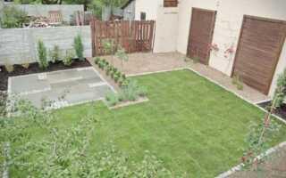 Как обустроить сад, чтобы он был местом отдыха (ВИДЕО)