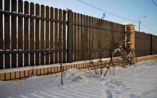Деревянные заборы — плюсы и минусы. Как их защитить (ФОТО)
