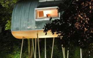 Дом на дереве —
