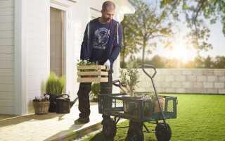 Весенние работы в саду — полезные инструменты и аксессуары