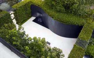 Модернистский сад