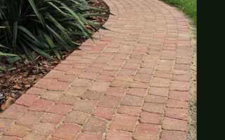 Как выбрать дорожное покрытие — какой куб для дорожки и проезжей части