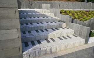 Лестница в саду: быть удобной и практичной. руководство