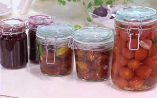 Как остановить вкус летних овощей и фруктов в баночках и на тарелке (ВИДЕО)