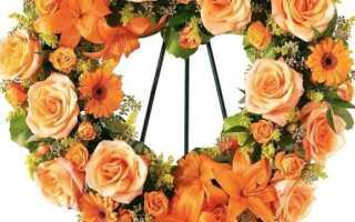 Искусственные цветы для кладбища — какие цветы выбрать в этом году (ФОТО)