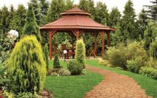 Садовые дорожки из булыжника — какой выбрать (ФОТО)