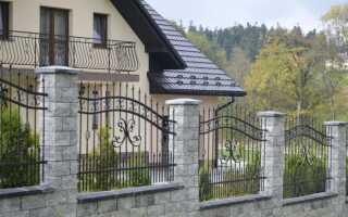 JONIEC советует — как построить забор
