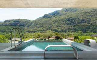 Современная терраса — несколько дизайнерских идей