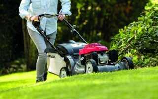 Газонокосилки Honda косят для вас газон
