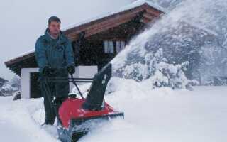 Снегоуборщик — подготовка к сезону