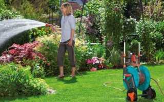 Полив сада — как это сделать удобно и эффективно