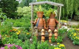 Садовые украшения. Мы рекомендуем идеи для украшения сада [ФОТО]