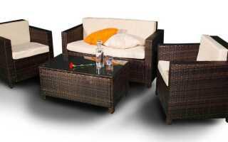 Садовая мебель — тенденции 2013