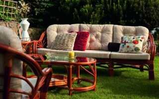 Садовая, деревянная или другая садовая мебель? Какой выбрать и как их поддерживать