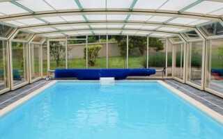 Полиэстерный бассейн в домашнем саду — сколько это стоит (ФОТО)