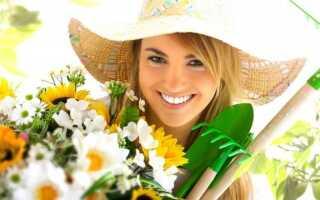 Как создать красивый цветник. руководство